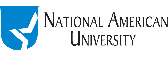 National American University Online logo