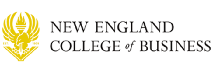 New England College of Business and Finance logo