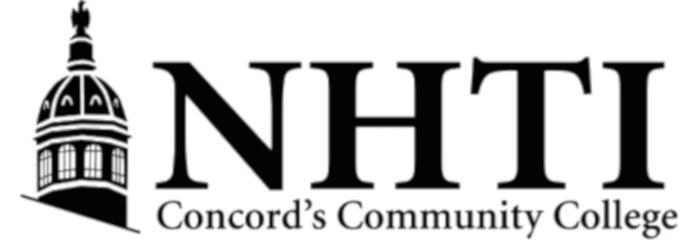 NHTI-Concord's Community College logo