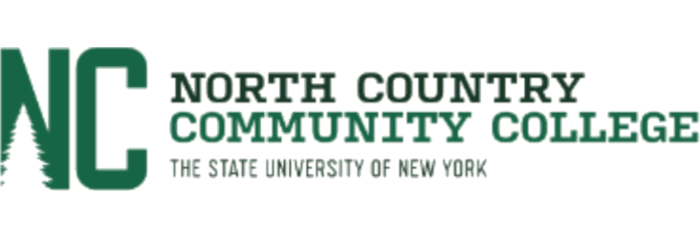 North Country Community College logo