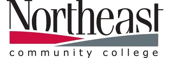 Northeast Community College logo