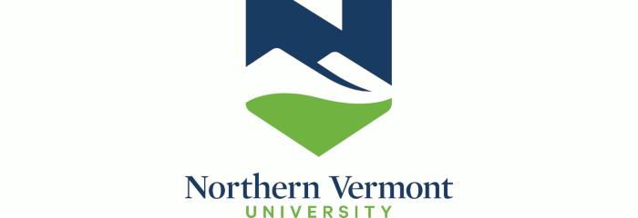 Northern Vermont University logo