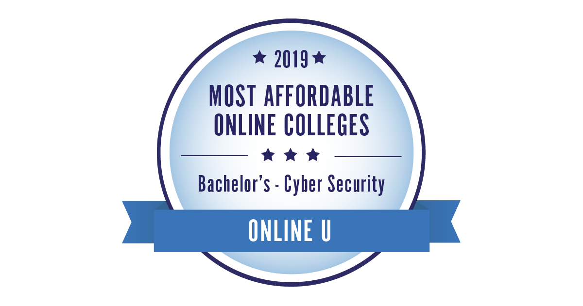 2019 best online cyber security degrees