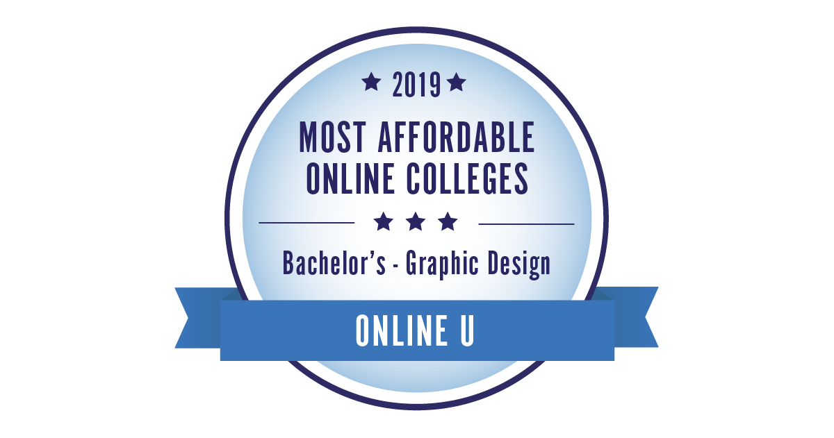 Tremendous 2019 Best Online Colleges For Graphic Design Degrees Complete Home Design Collection Papxelindsey Bellcom