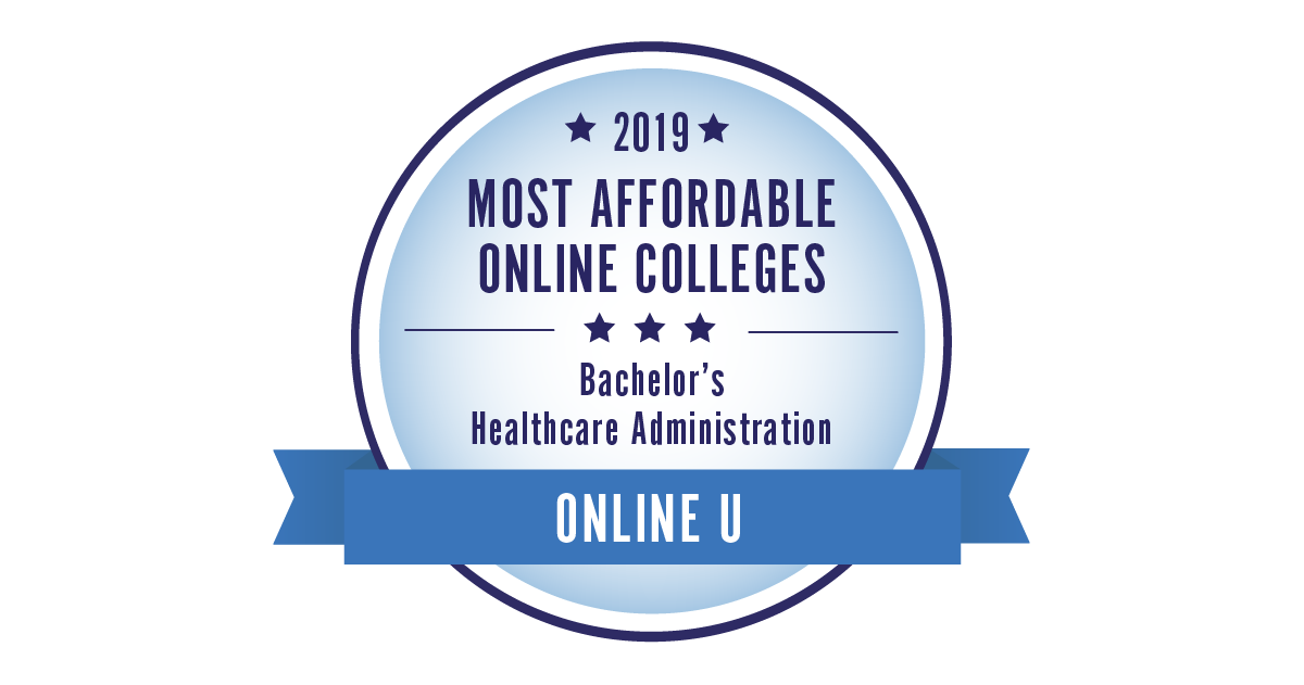2019 Best Online Healthcare Administration Degrees