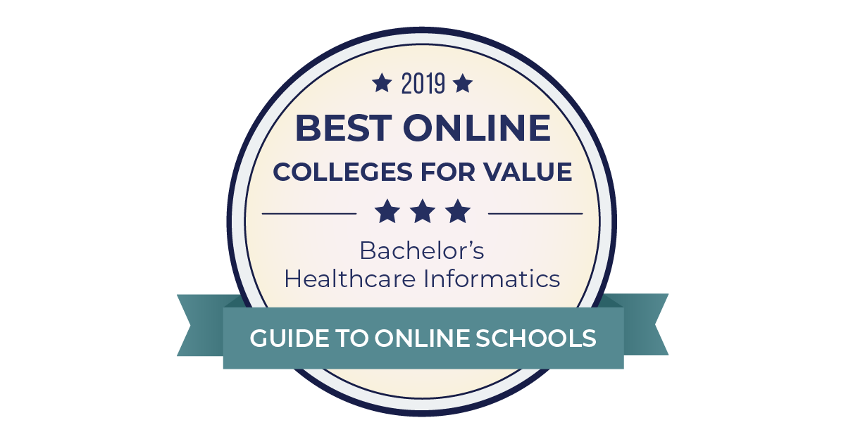 2019 Best Online Colleges For Healthcare Informatics Degrees