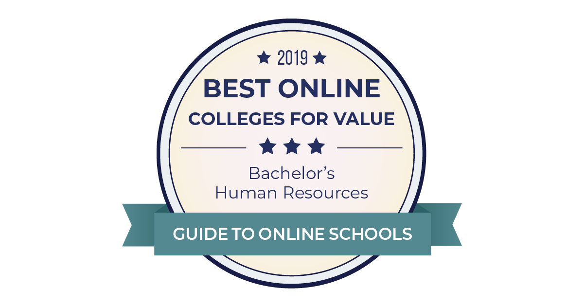 2019 Best Online Human Resources Degrees