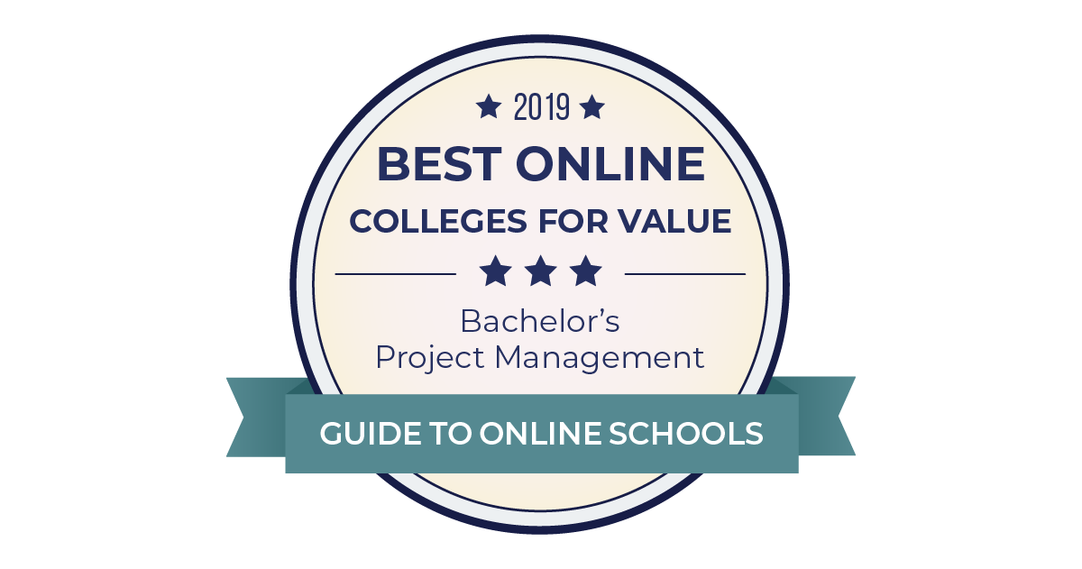 2019 Best Online Project Management Degrees And Certificates