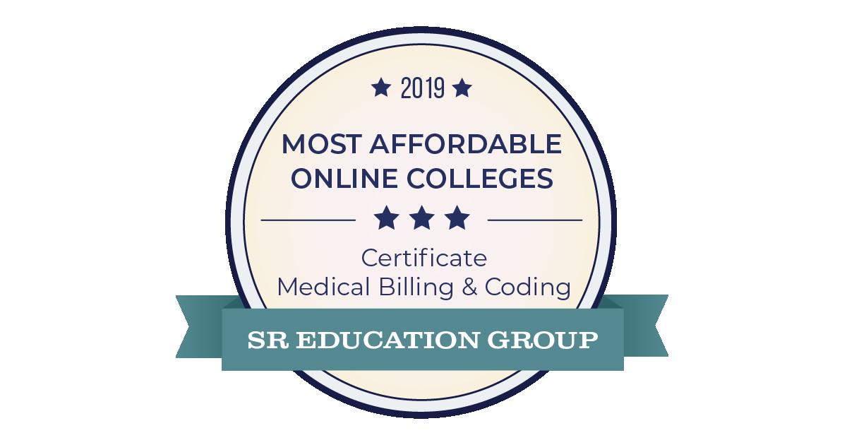 2019 best medical billing & coding certificates & degrees