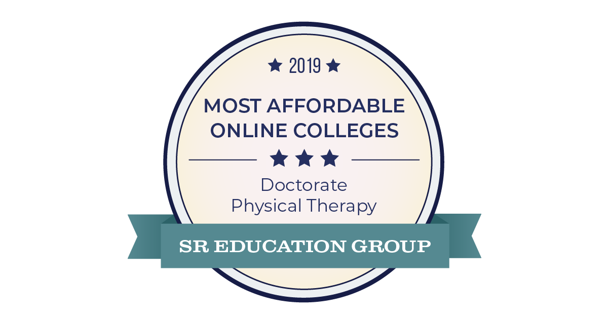2019 Best Online Colleges for Physical Therapy Degrees