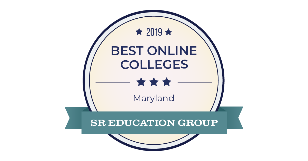 2019 best online colleges in maryland