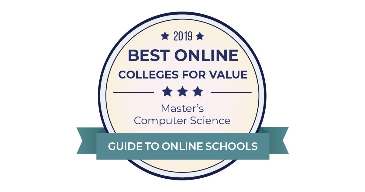 2019 Best Online Master's in Computer Science Programs