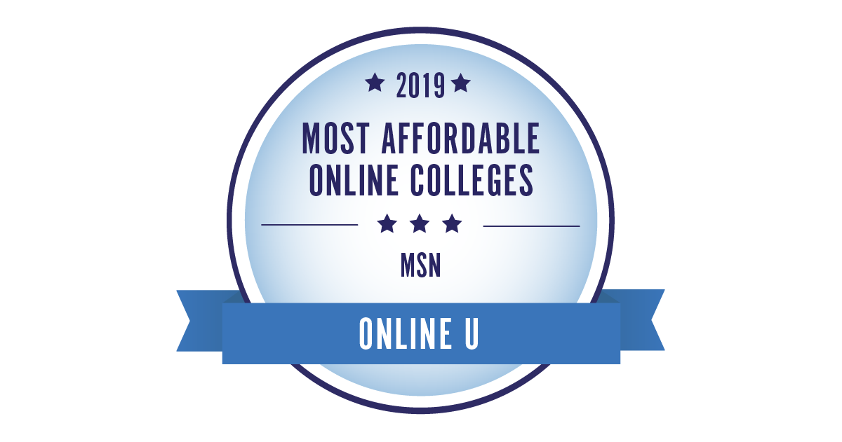 2019 Most Affordable Online Nursing Master's Programs
