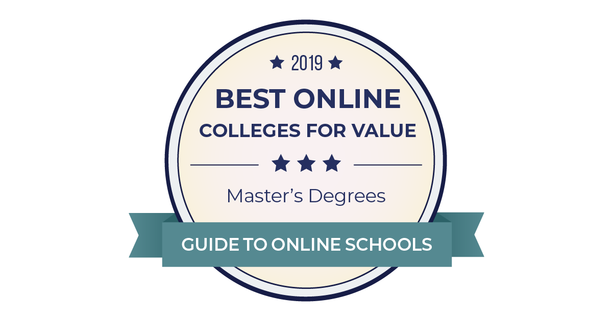 2019 Best Online Colleges For Masters Programs