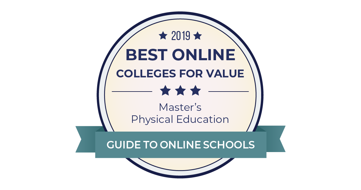 2019 Best Online Colleges for Physical Education Degrees
