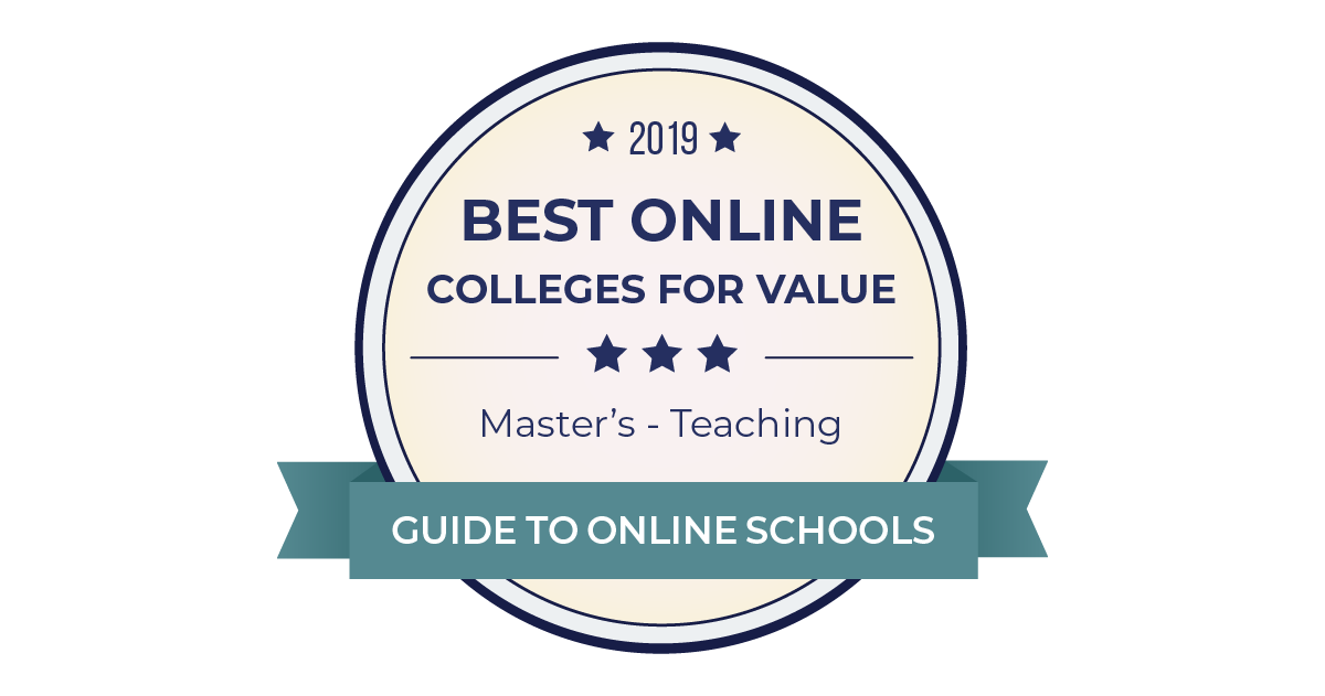 2019 best online colleges for teaching degrees