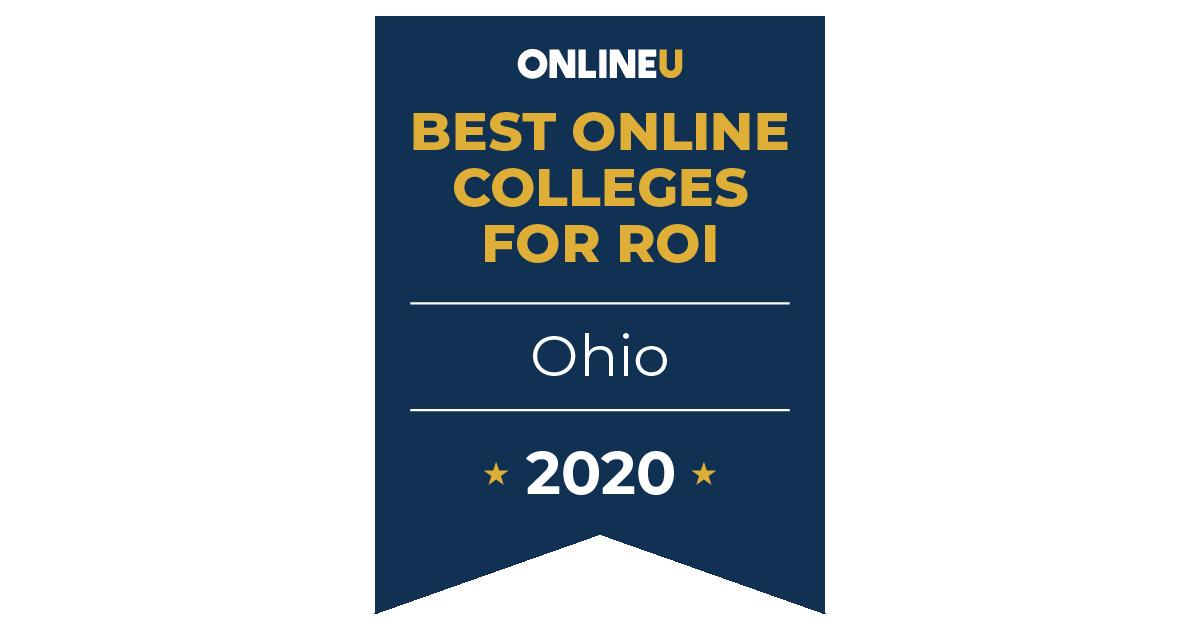 Best Online College >> 2020 Best Online Colleges In Ohio
