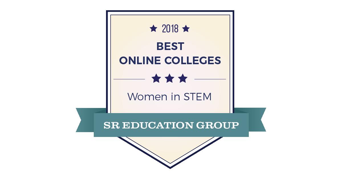 2018 Best Online Schools For Women In Stem