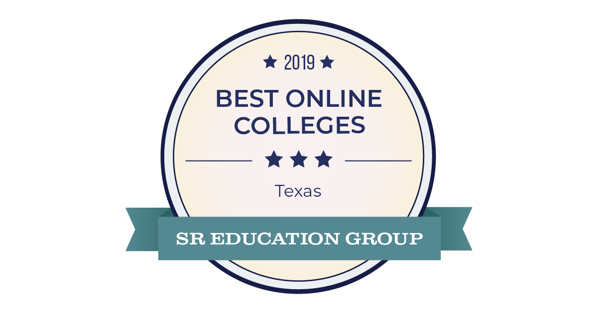 2019 Best Online Colleges In Texas