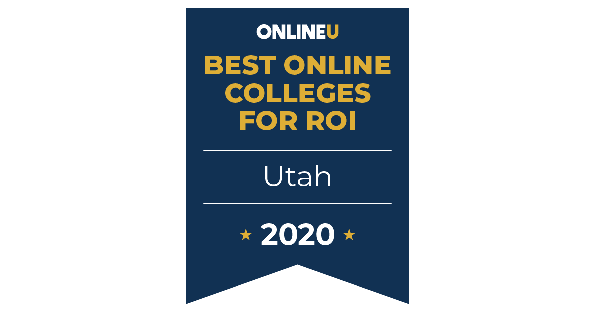 2020 Best Online Colleges In Utah
