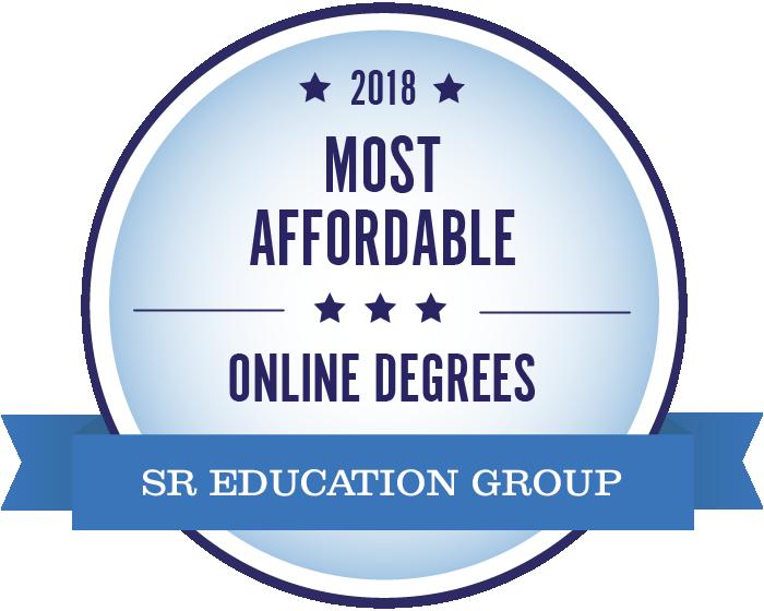 2018-Most Affordable Online Colleges-Badge
