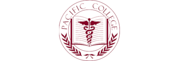 Pacific College logo