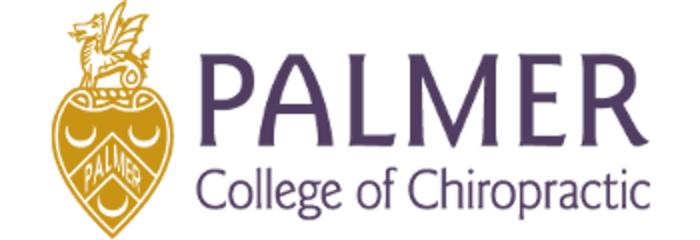 Palmer College of Chiropractic-Davenport logo