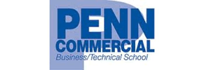 Penn Commercial Business School logo