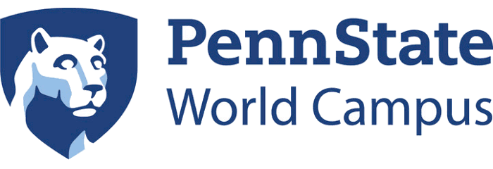 Pennsylvania State University-World Campus logo