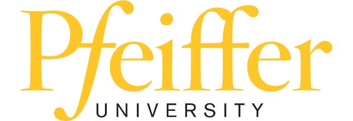 Pfeiffer University logo