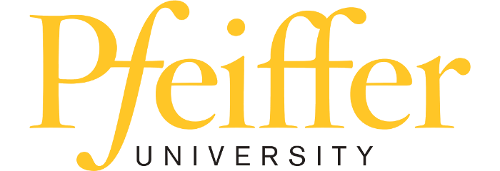 Pfeiffer University logo