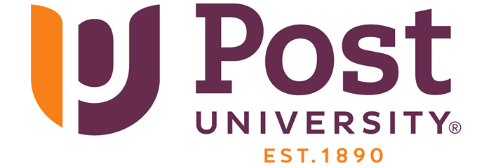 Post University Online logo