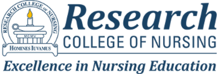 Research College of Nursing logo