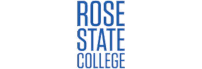 Rose State College logo