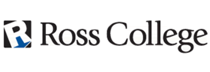 Ross College logo