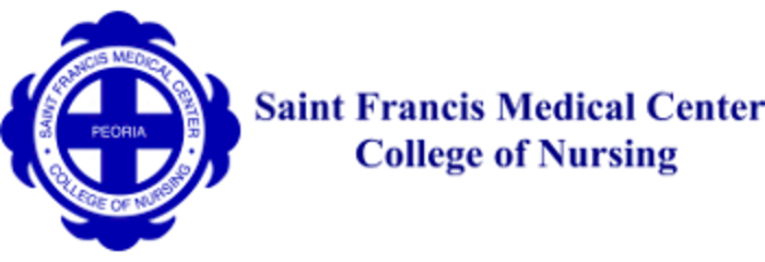 Saint Francis Medical Center College of Nursing logo