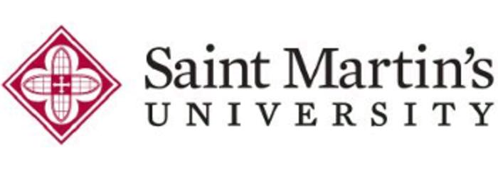 Saint Martin's University logo