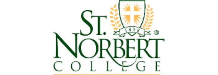 Saint Norbert College logo