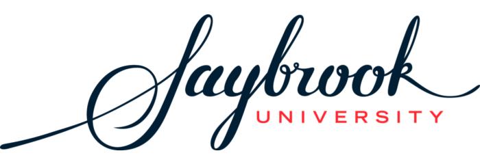 Saybrook University Hybrid Online logo