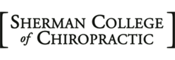 Sherman College of Chiropractic logo