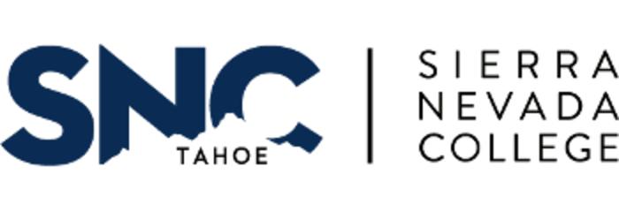 Sierra Nevada College logo