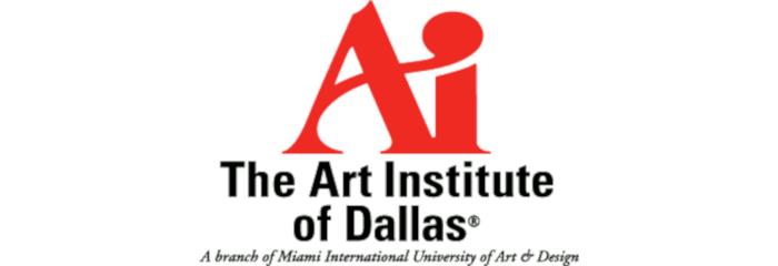 The Art Institute of Dallas logo