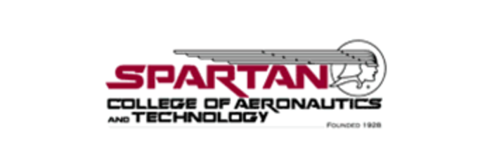 Spartan College of Aeronautics and Technology logo