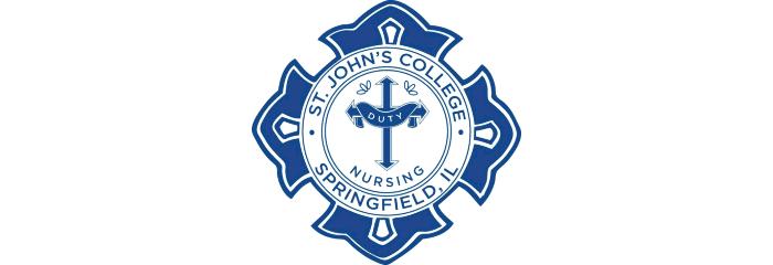 St. John's College of Nursing - IL logo