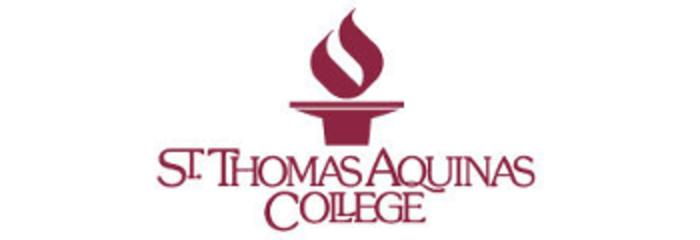 Saint Thomas Aquinas College logo