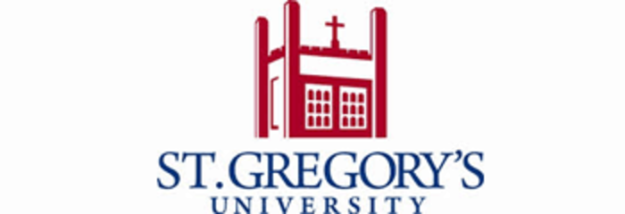 Saint Gregorys University logo