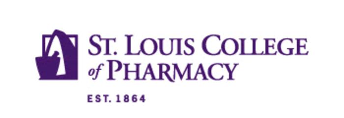 St Louis College of Pharmacy logo