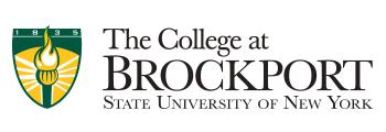 SUNY College at Brockport logo