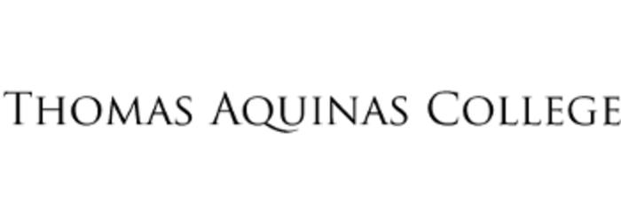 Thomas Aquinas College logo