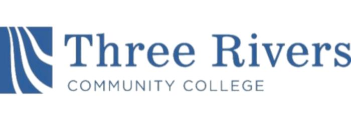 Three Rivers Community College - CT logo